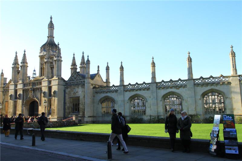 13、剑桥外景