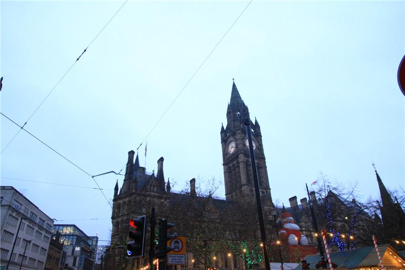 57、曼彻斯特市政厅