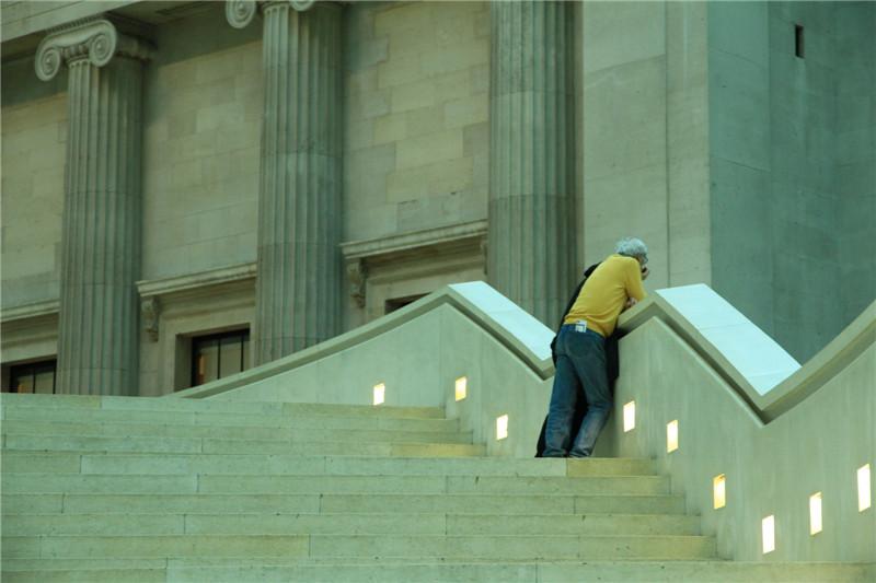 103、博物馆阶梯