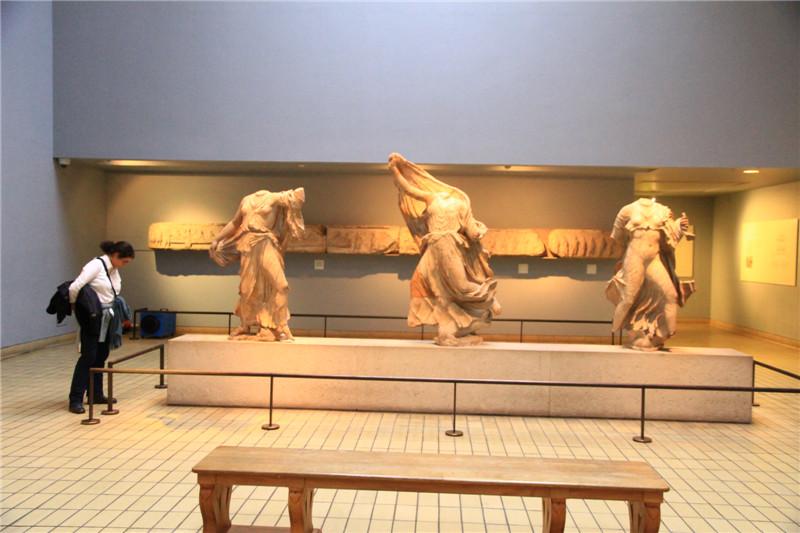 106、古希腊石雕