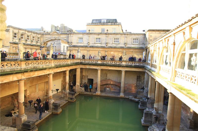 125、古罗马浴场
