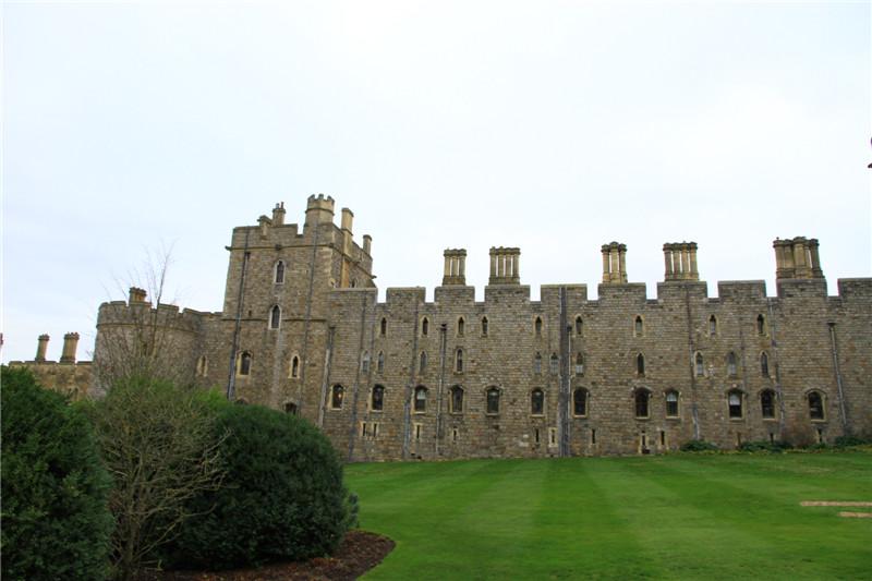 134、城堡浓缩了900年的英国历史