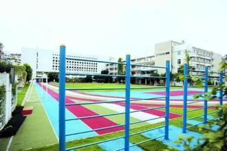 桓台县8所学校体育设施免费对外开放