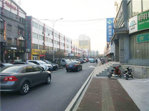 """淄川优化停车供给解决停车难题 城市老旧住宅小区有""""停车专区"""""""