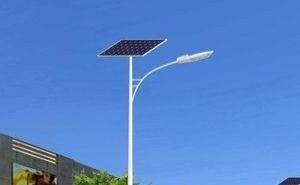 淄博8个村庄将用上太阳能路灯
