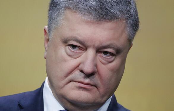 波罗申科:乌军舰永远不会停止在刻赤海峡航行