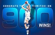 传奇继续!诺维茨基斩获常规赛第900胜 位列历史第六