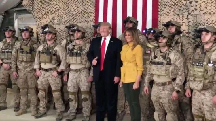 美媒:美军机密就这样被特朗普泄露了!