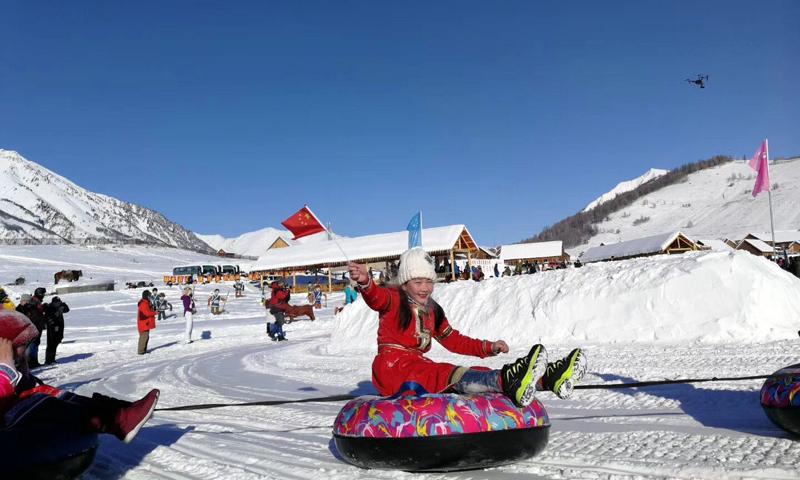 国内冰雪旅游进入爆发式增长阶段