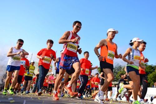 聊城:元旦举行马拉松赛 这个区域实行交通管制