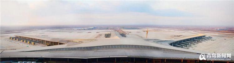 胶东国际机场新进展:2019年5月将校飞试验