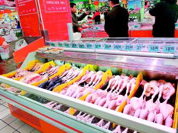 需求增加!济南元旦假期炖鸡吃有点小贵,一只100多