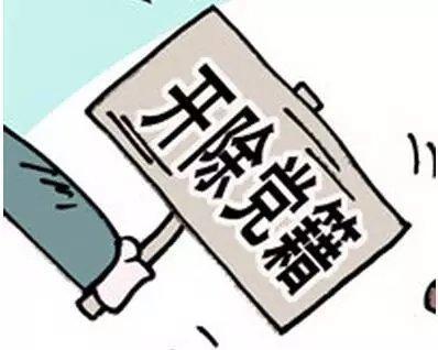 淄川区岭子镇一煤矿会计被开除党籍