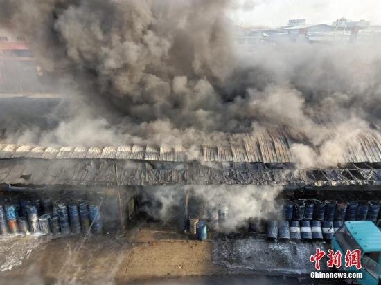 应急管理部:元旦期间中国未发生较大以上火灾