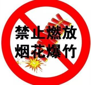 聊城正式实施禁燃禁放 市民可拨打110对违禁行为举报