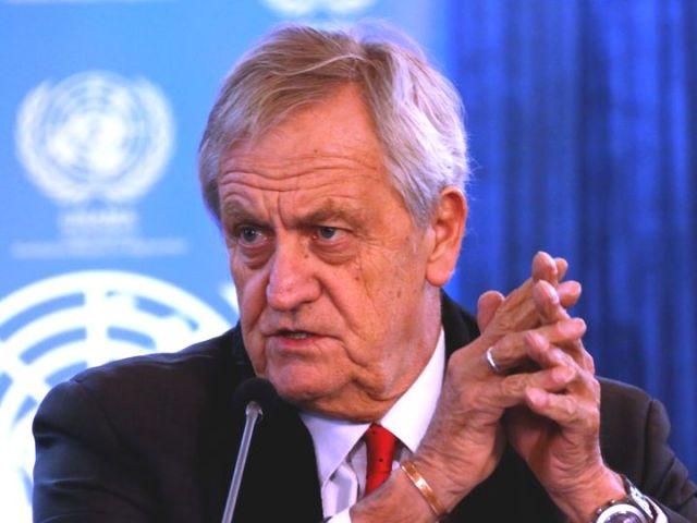 索马里勒令联合国特使离境