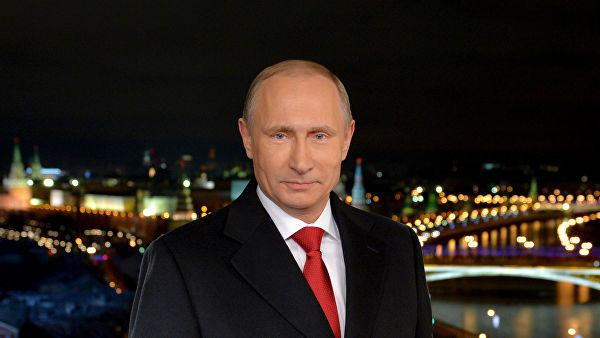 """英媒称普京新年致辞""""狂妄自大"""" 俄议员怒怼:先管好你们自己"""
