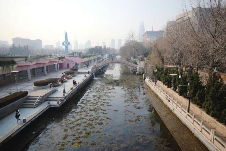 济南护城河将实施综合治理