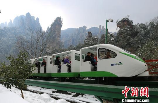 张家界武陵源景区部分路段环保车暂停 各游览点正常开放