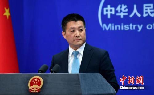中方:一段时间以来中印关系呈现全面改善发展势头