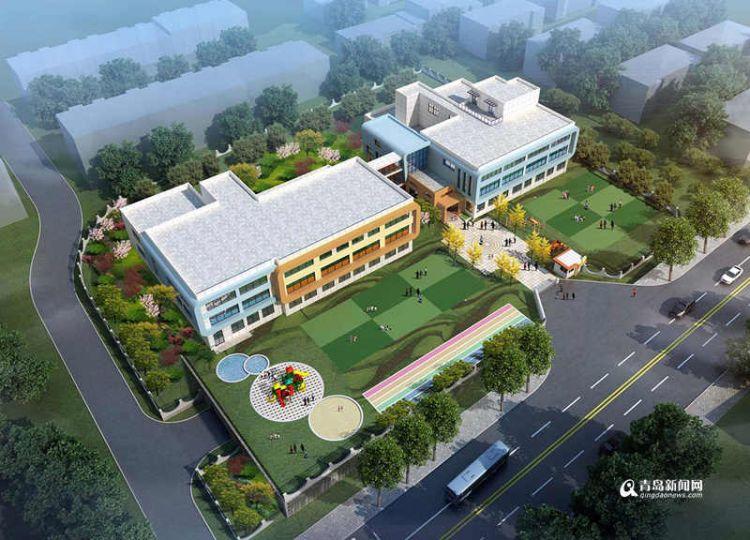 东李这所幼儿园将改扩建 新园区建筑面积为原先4倍
