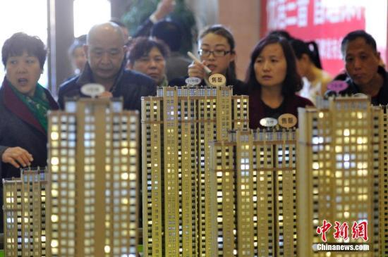 广州去年12月楼市成交一手暴涨 二手续降