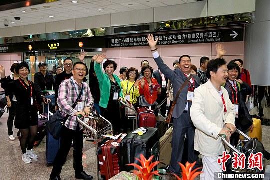 台湾桃园机场旅运量创新高 2018年达4653万人次