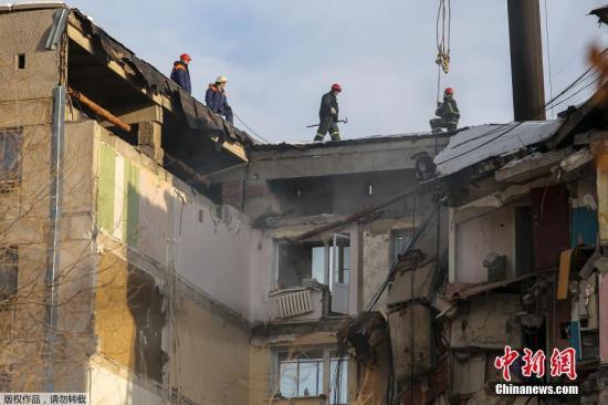 俄燃气爆炸事故后 慈善账户已收到逾223万元捐款