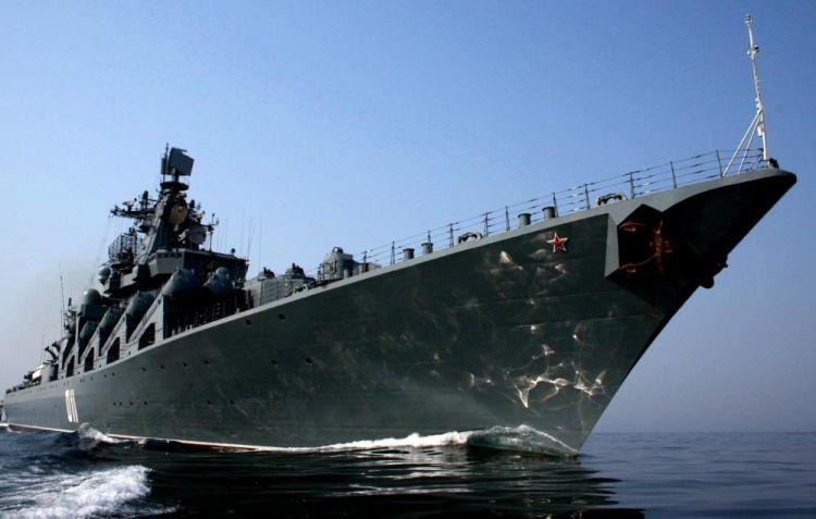 两年内五度到访 俄罗斯三军舰访问马尼拉