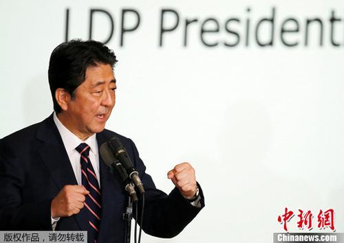 安倍期待推进修宪讨论 在野党要求优先国民投票