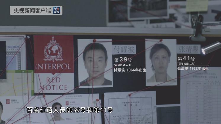 百名红通嫌犯13天辗转6国 却因电玩暴露被抓