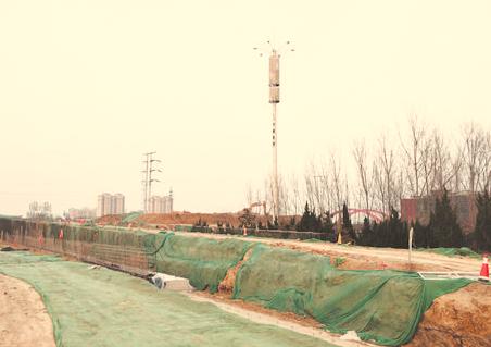 济青高速西六路跨线桥预计5月通车