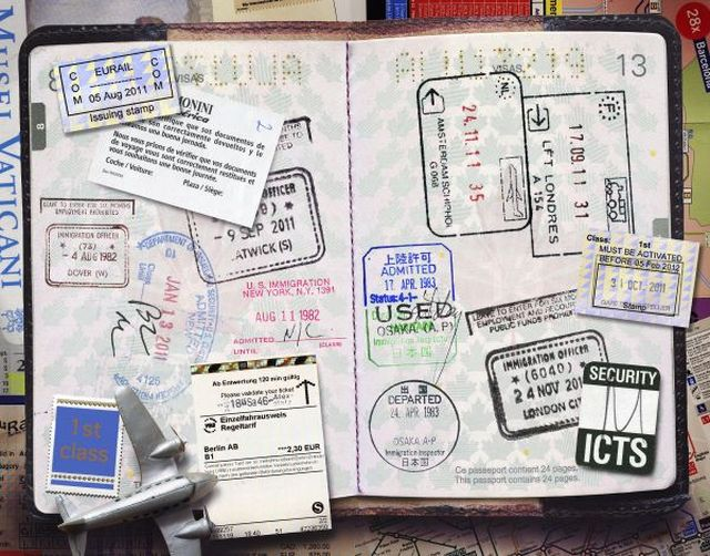 13个关于护照的国际趣闻 最后一条令人大吃一惊