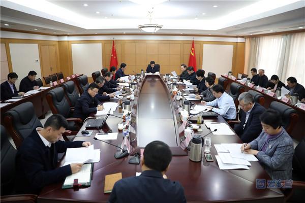 市委全面深化改革委员会召开第一次会议