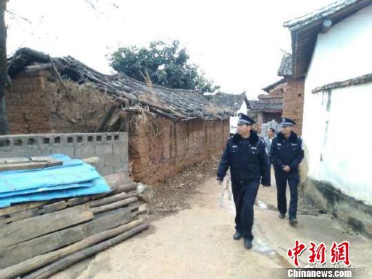 云南鹤庆发生3.5级地震 震中暂无人员伤亡