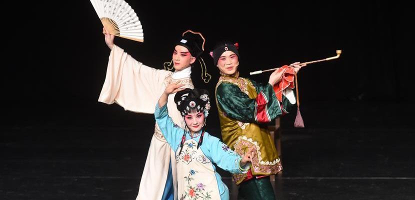 中华世纪坛传统文化季2019非遗展演隆重登场