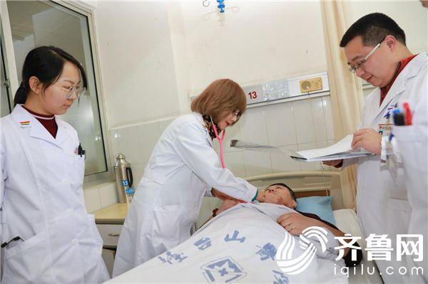 国家心血管病中心高血压专病医联体分中心落户烟台山医院