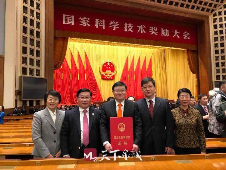 这才值得超高流量!来自济南的张澄教授团队获国家自然科学奖二等奖
