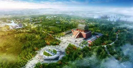 矿山生态修复 淄博高新区九顶山公园年内开园