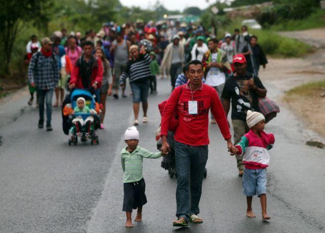 全球移民死亡失踪数连续5年超4000人