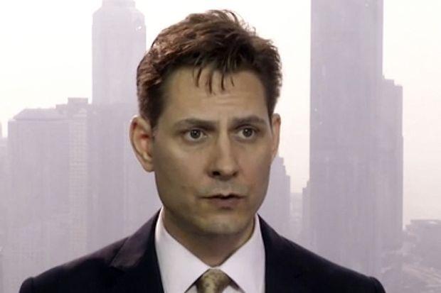 加媒:加拿大再次探视在华被拘加前外交官康明凯