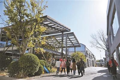 北京朝阳非遗中心今年将建成开放