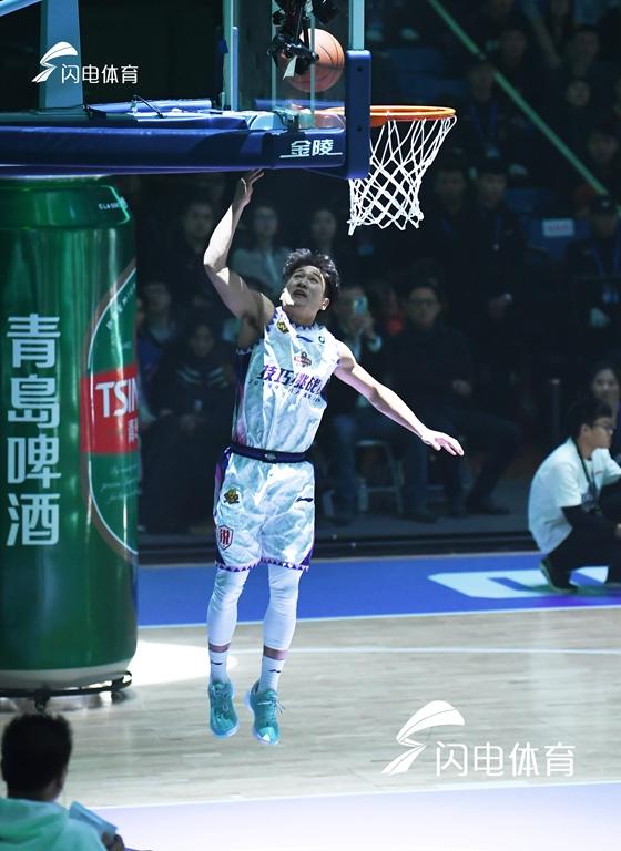 CBA全明星技巧大赛落幕 姜伟泽破纪录夺冠