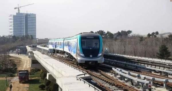 2019青岛地铁开挂了!4、8号线最新进展!