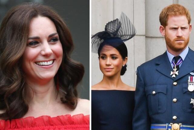 英王室不和传闻加剧:曝凯特王妃生日未邀哈里夫妇