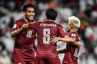国足末轮若负韩国将PK泰国 印度成首支出局球队