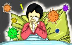 """辟谣!医学上不存在""""EB流感"""""""
