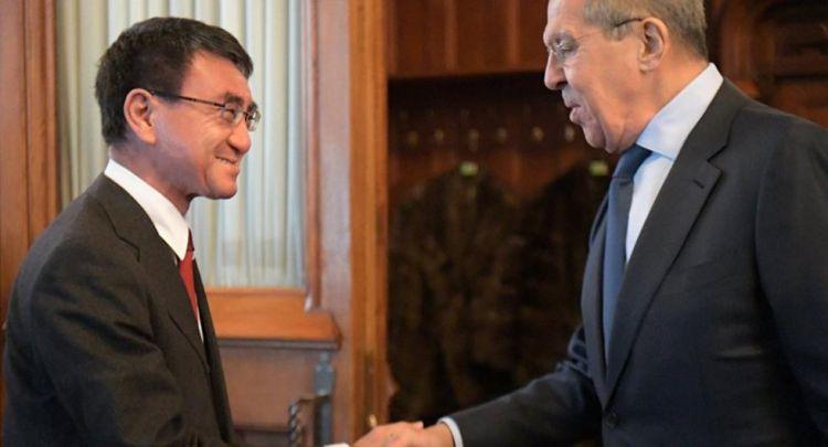 日俄和约又悬了?俄外长:承认争议岛属俄是前提
