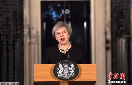 英议会今表决脱欧协议 特雷莎·梅最后一刻争取支持