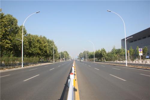 周村区3条道路即将进行改造